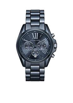 Michael Kors Men's Bradshaw Blue IP Watch