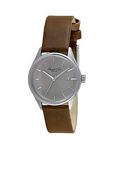 Kenneth Cole Women's Classic Leather Watch