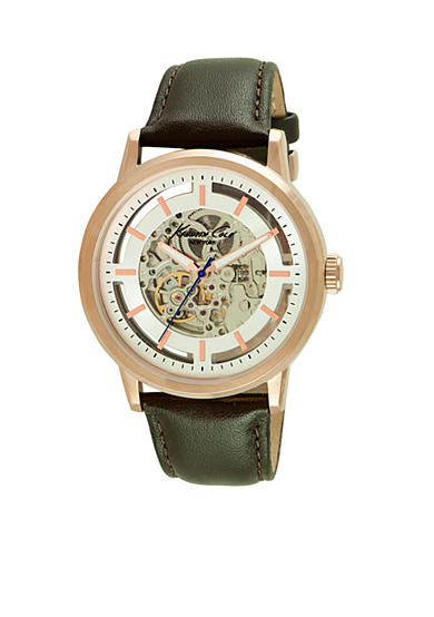 Kenneth Cole Men's Rose Gold Automatic Watch