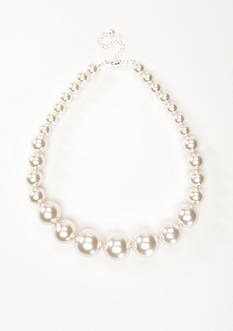 Kim Rogers Pearl Necklace