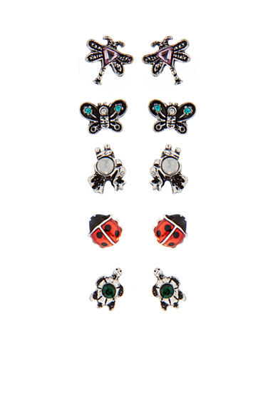 Kim Rogers® Critters and Bugs Stud Ears