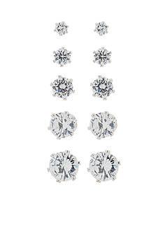 Kim Rogers Stud Earrings Set