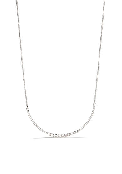 Kim Rogers® Graduated Crystal Frontal Necklace