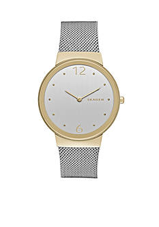 Skagen Women's Freja Two Tone Watch