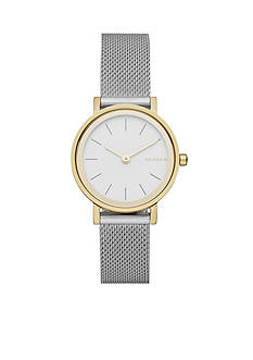 Skagen Women's Hald Two Tone Watch