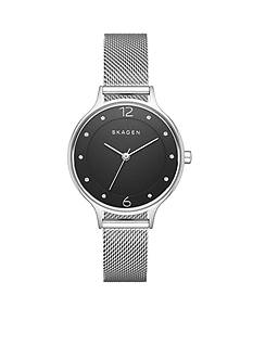 Skagen Women's Anita Steel Mesh Watch