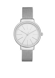 Skagen Women's Ancher Stainless Steel Mesh Watch
