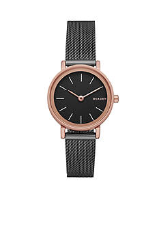 Skagen Women's Hald Steel Mesh Watch