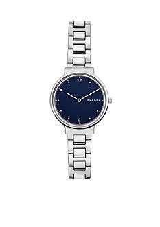 Skagen Ancher Steel-Link Watch