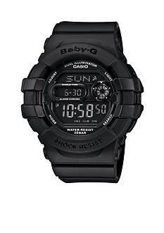 Black Digital Baby-G Watch