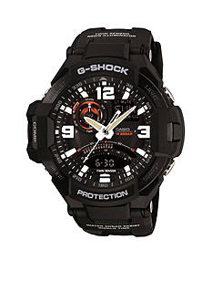 G-Shock Twin Sensor Aviator Analog Watch