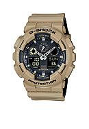 G-Shock Men's Sand G-Shock with Black Accent Watch