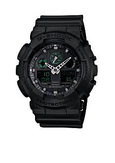 G-Shock Men's Military Blackout Ana-Digital Watch