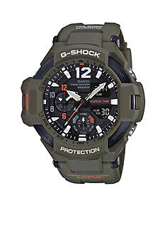 G-Shock Men's Olive Gravitymaster Watch