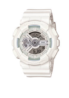 G-Shock Men's White Out G-Shock Watch