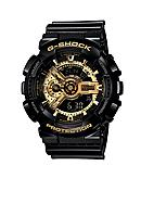 G-Shock XL Combination Black and Gold Watch
