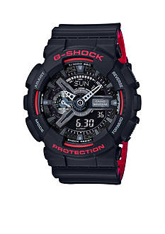 G-Shock Men's Ana-Digi Matte Black Watch