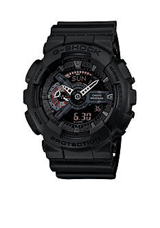 XL Case Matte Black Ana-Digi G-Shock Watch