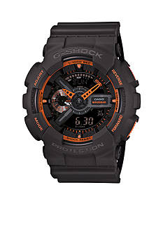 G-Shock Orange and Black XL Watch