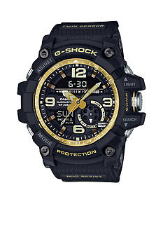G-Shock Men's Master of G Twin Sensor Watch