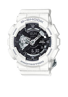 G-Shock Women's White S Series Watch
