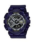 G-Shock Blue Metallic S Series Watch
