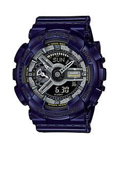 G-Shock Blue Metallic S Series Watch