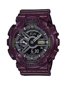 G-Shock Metallic Dark Maroon S Series Watch