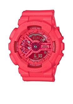 Women's Coral Ana-Digi G-Shock Watch