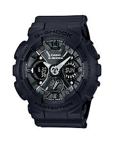 G-Shock Men's Black S-Series G-Shock Watch