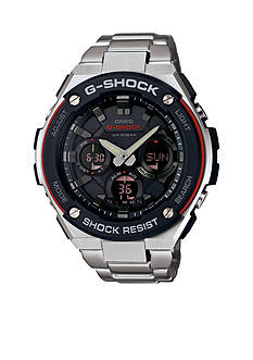 G-Shock Men's G-Steel Stainless Steel G-Shock Watch