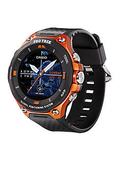 Casio Pro Trek GPS Digital Smartwatch