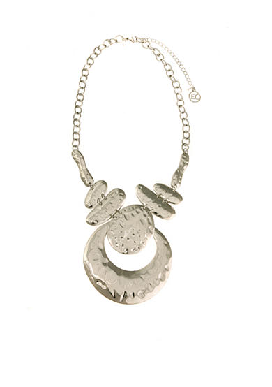 Erica Lyons Silver-Tone Necklace