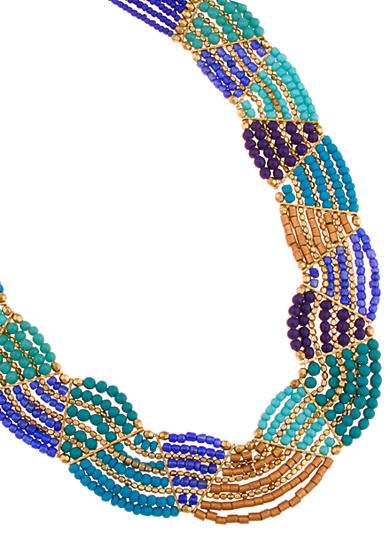 Erica Lyons Preppy Chic Necklace