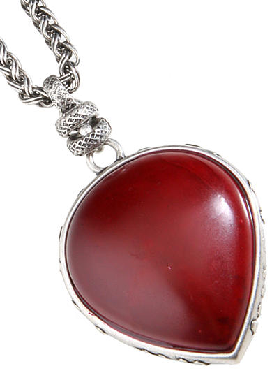 Lucky Brand Jewelry Lucky Brand Red Pendant Necklace