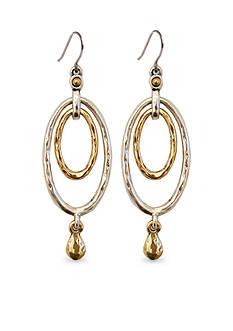 Lucky Brand Jewelry Orbital Earrings
