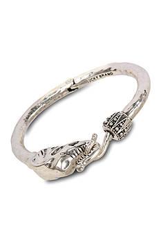 Lucky Brand Elephant Cuff Bracelet