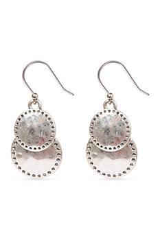 Lucky Brand Jewelry Double Drop Earring