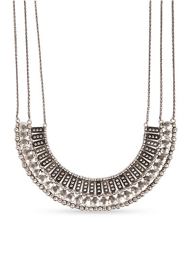 Lucky Brand Textured Collar Necklace