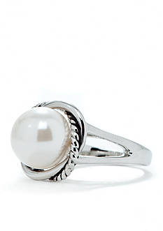 New Directions® Pearl Rope Ring