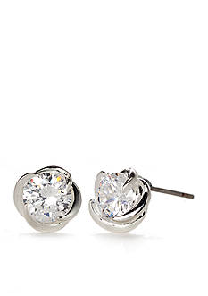 New Directions Crystal Stud Earrings