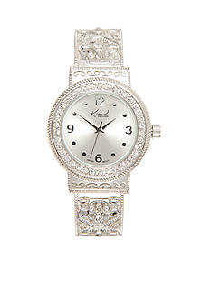 Kim Rogers Women's Bangle Watch