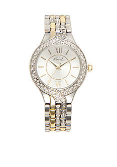 Kim Rogers Women's Round Bracelet Watch