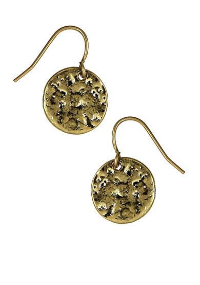 nine west vintage america collection drop earrings belk