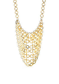 Trina Turk Gold-Tone Free Spirit Statement Necklace