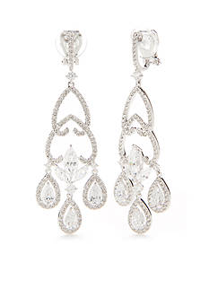 Nadri Chandelier Earrings