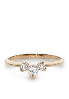 Nadri Small Cubic Zirconia Ring