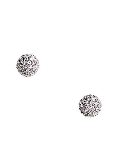 Nadri Pave Fireball Earrings