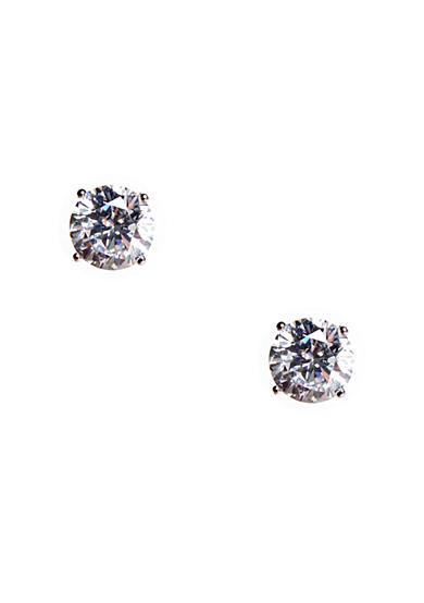 Nadri Cubic Zirconia Stud Earrings