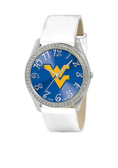 Game Time® West Virginia University Glitz Series Watch